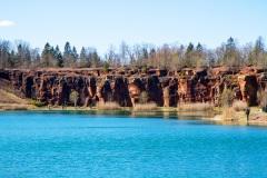 Stenbrottet på Kinnekulle