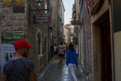 Gamla staden Budva
