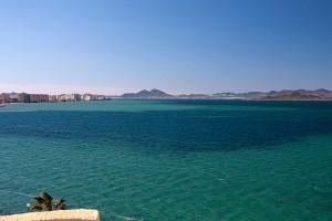 La Manga del Mar Menor (lilla havet)